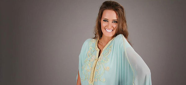 robe abaya marocaine
