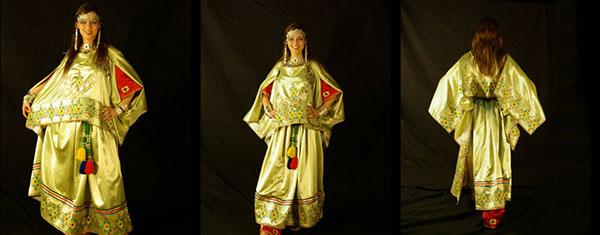 robe chaoui