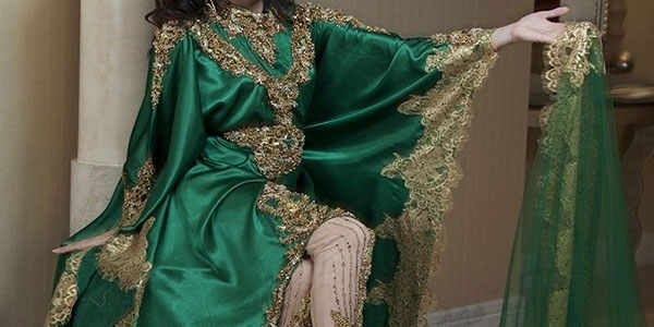 Robe soiree algerienne 2017