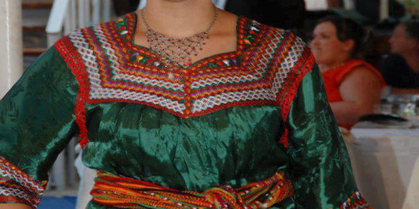 comment coudre une robe kabyle simple