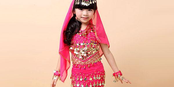 robe orientale fille enfant