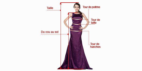 Comment prendre ses mensurations d 39 une robe orientale sur for Robes d occasion pour les mariages plus la taille
