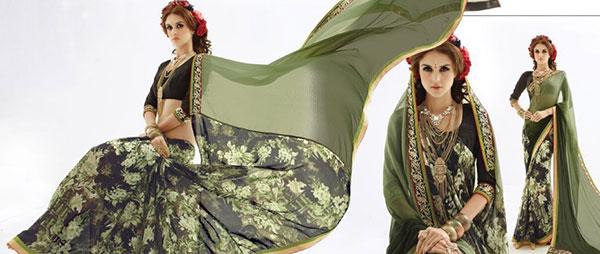 le sari indien