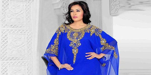 coudre une robe marocaine