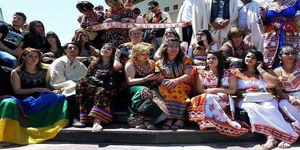 robe kabyle ouadhia