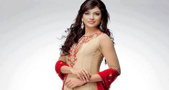 tissu pour une robe indienne