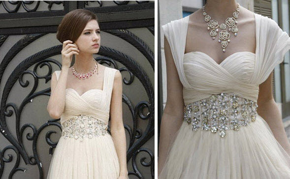 robe blanche libanaise mariage