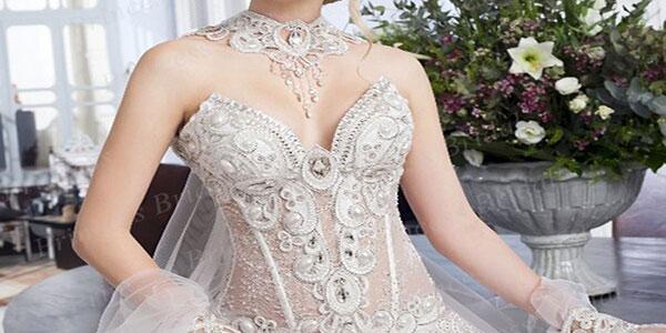 robe blanche libanaise