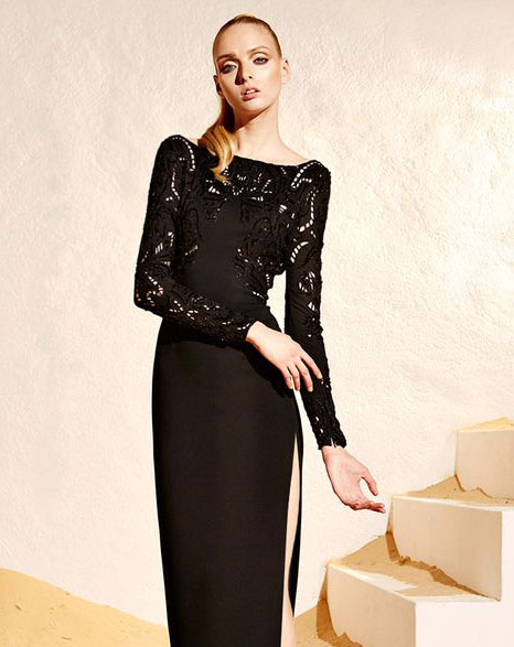 robe libanaise haute couture