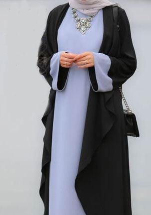 abaya dubai simple pour la maison