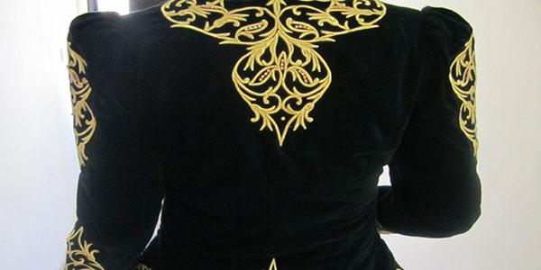 karakou brodé