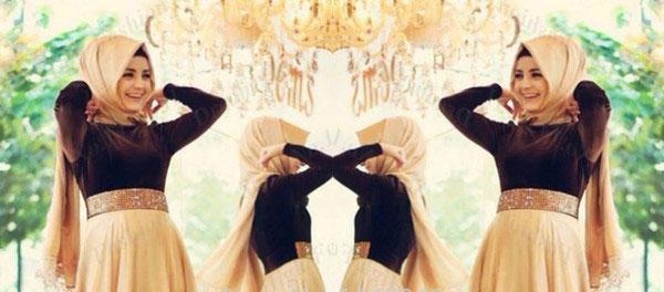 robe dubai hijab