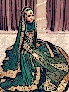 sari hijab hindou