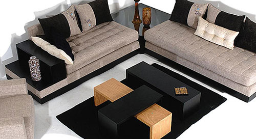 canap marocain moderne vente canap marocain design pas cher. Black Bedroom Furniture Sets. Home Design Ideas