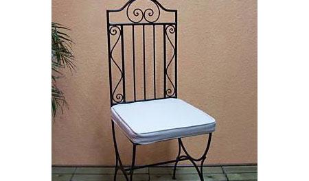 chaise marocaine moderne