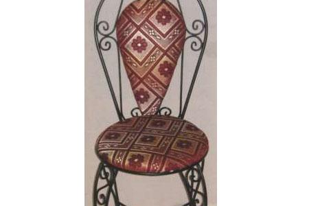 chaise orientale khalif