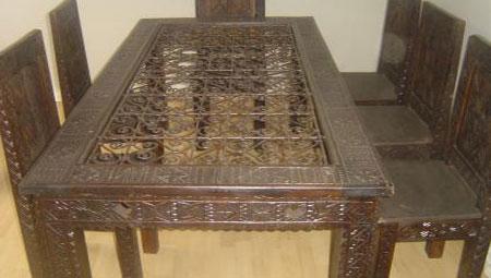 chaise orientale mamounia