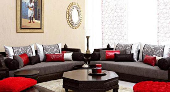 Salon marocain Aubervilliers: vente canapé & sedari marocain à ...