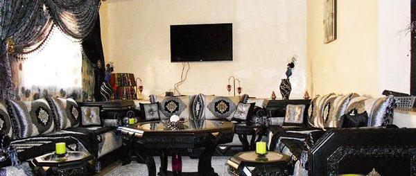 Charmant Salon Marocain Sarcelles