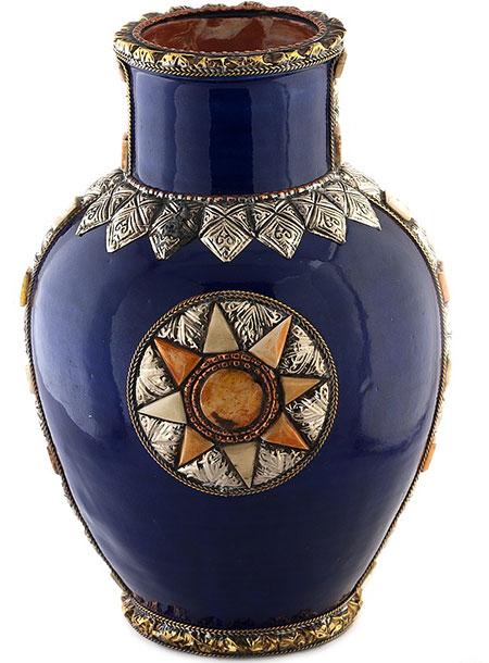 vase oriental céramique
