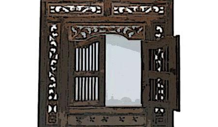 Miroir Oriental En Bois Achat Miroir Marocain En Bois Pas Cher