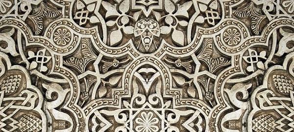 papier peint oriental