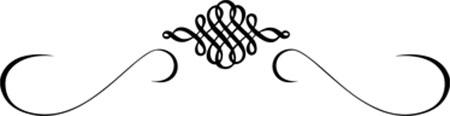 stickers arabesque filigrane