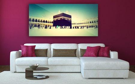 décoration tableau musulman