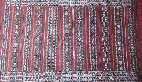 tapis marocain berbere
