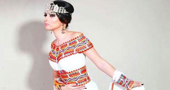 robe kabyle gargari