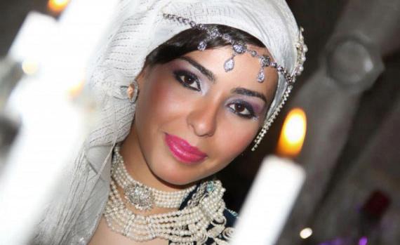 bijoux mariage oriental