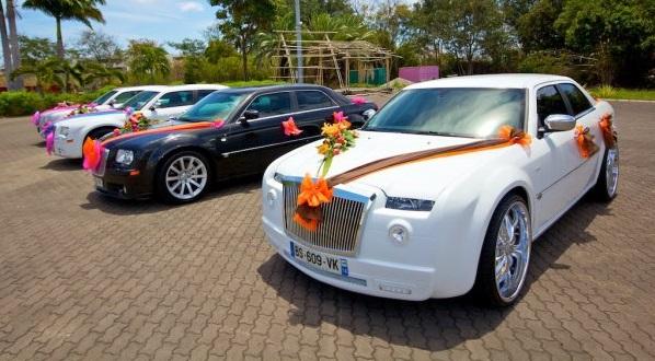 choisir location voiture mariage